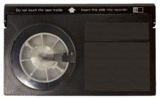 Digitalizzazione videocassette BETAMAX, si converte nei formato MPEG2, MPEG4, in supporto DVD 5, DVD 9