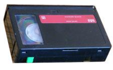 Digitalizzazione videocassette VHS-C, si converte nei formato MPEG2, MPEG4, in supporto DVD 5, DVD 9