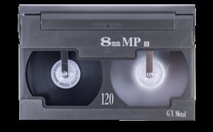 Digitalizzazione videocassette a Firenze, si convertono VIDEO 8 mm – HI VIDEO 8 mm nel formato MPEG2, MPEG4, supporto DVD 5, DVD 9