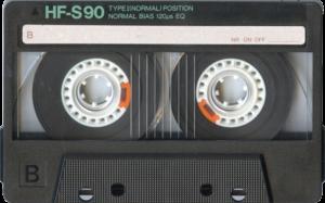 Digitalizzazione videocassette a Firenze, si convertono AUDIOCASSETTE nei formati WAV, MP3, in supporto CD AUDIO