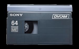 Digitalizzazione videocassette a Firenze, si convertono DVCAM nei formati MPEG2, MPEG4, in supporto DVD 5, DVD 9