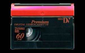 Digitalizzazione videocassette a Firenze, si convertono MINI DV nei formati MPEG2, MPEG4, in supporto DVD 5, DVD 9